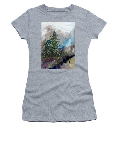 An Yosemite Afternoon Women's T-Shirt