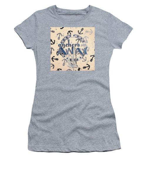Anchors Away 1956 Women's T-Shirt