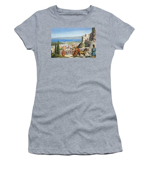 Ancient Corinth Women's T-Shirt