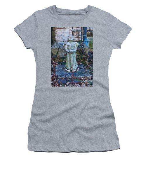 Angel Keokuk Church Women's T-Shirt