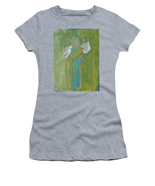 Angel Praise And Worship Women's T-Shirt