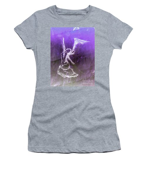 Angel Women's T-Shirt (Athletic Fit)