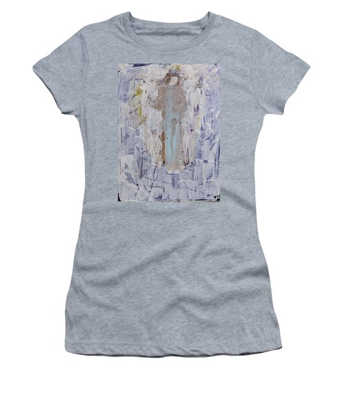 Angel With Her Horse Women's T-Shirt
