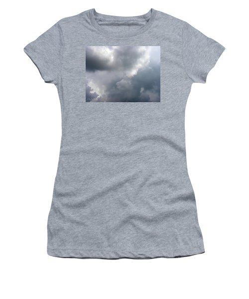 Women's T-Shirt (Junior Cut) featuring the photograph Angels In The Sky by Sandi OReilly