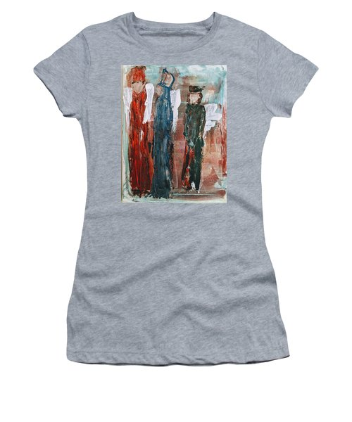 Angels Of The Night Women's T-Shirt
