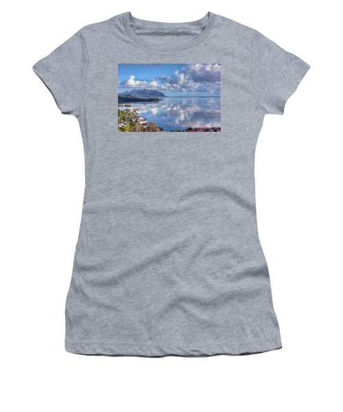 Another Kaneohe Morning Women's T-Shirt (Athletic Fit)
