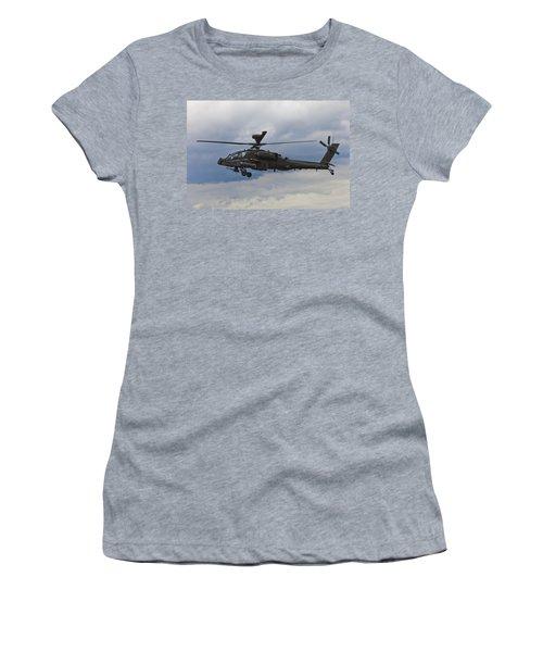 Apache Power Women's T-Shirt (Athletic Fit)