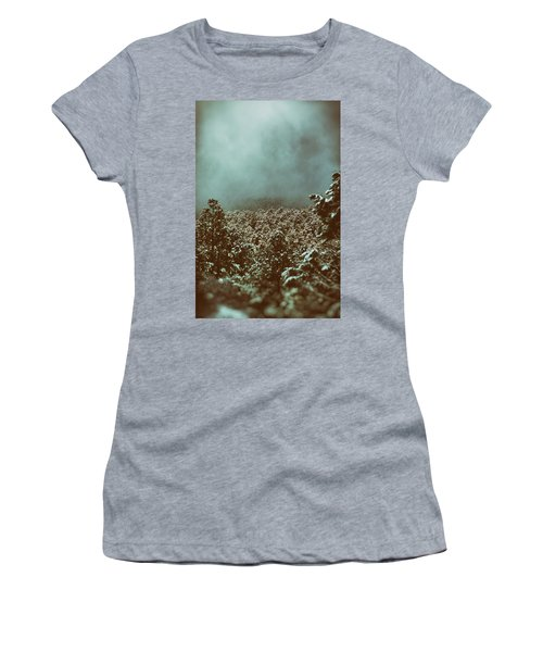 Approaching Storm Women's T-Shirt (Athletic Fit)