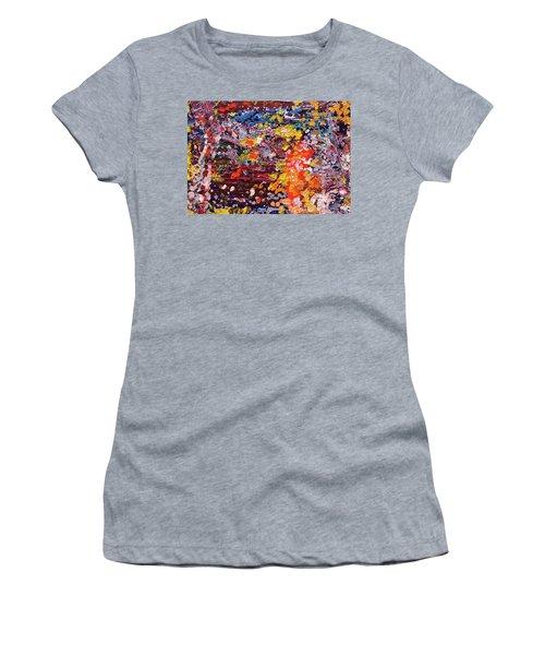 Aquarium Women's T-Shirt (Athletic Fit)