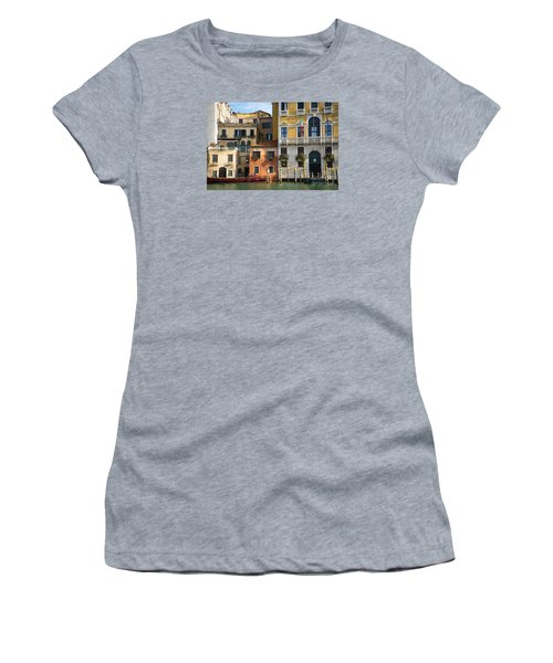 Architecture Of Venice - Italy Women's T-Shirt (Athletic Fit)