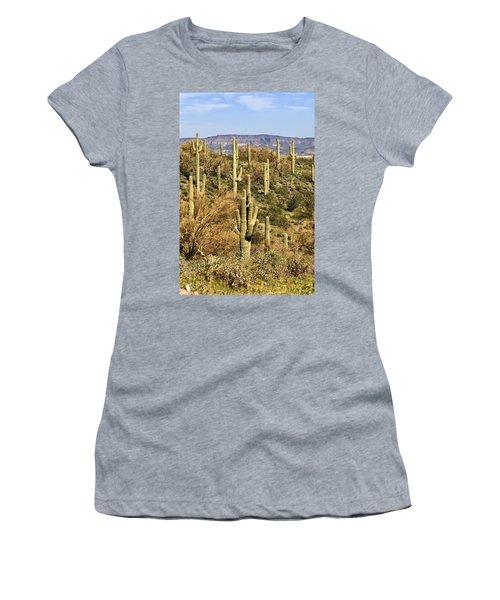 Arizona Desert Women's T-Shirt