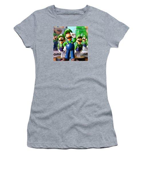 Army Of Luigi Women's T-Shirt