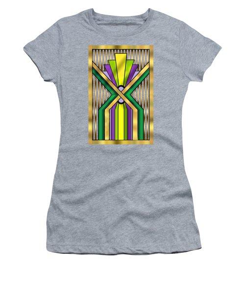 Art Deco 14 B Women's T-Shirt (Athletic Fit)