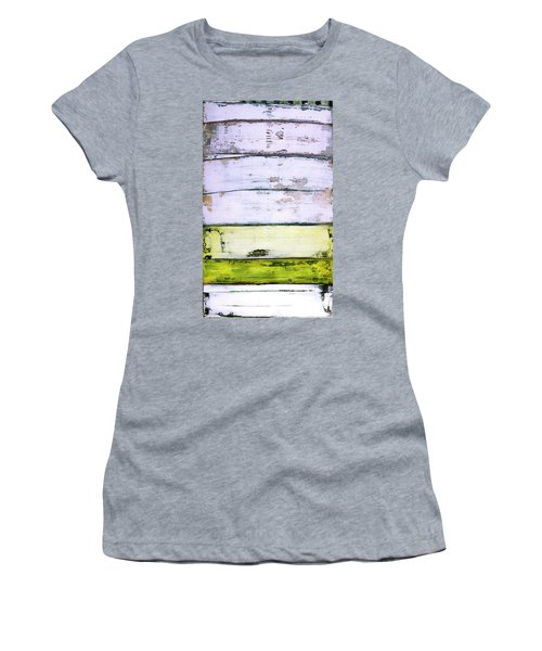 Art Print Abstract 11 Women's T-Shirt (Athletic Fit)
