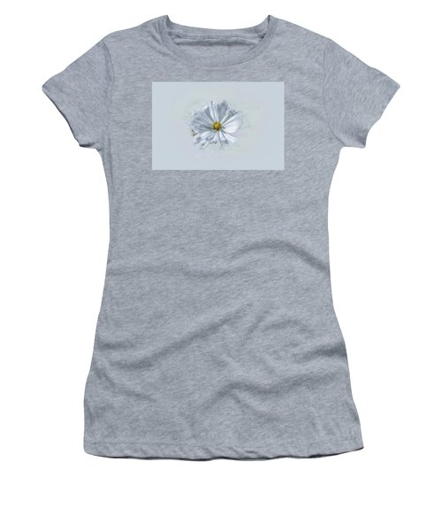 Artistic White #g1 Women's T-Shirt (Athletic Fit)