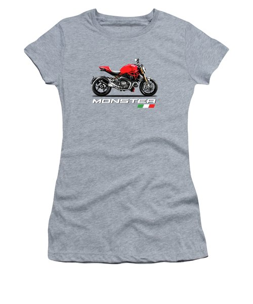 Ducati Monster Women's T-Shirt