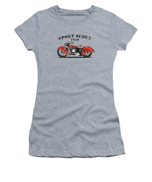 Indian Sport Scout 1940 Women's T-Shirt