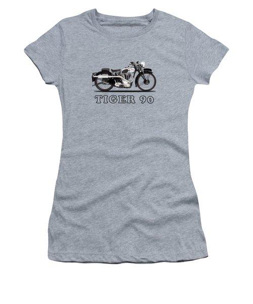 Triumph Tiger 90 1937 Women's T-Shirt