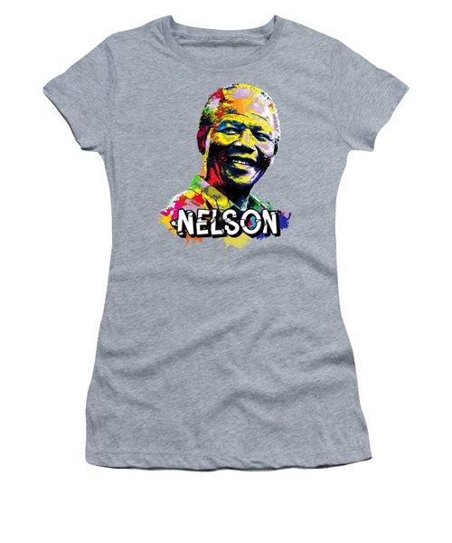Nelson Mandela Madiba Women's T-Shirt