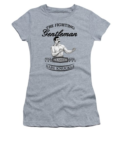 The Fighting Gentlemen Women's T-Shirt (Athletic Fit)