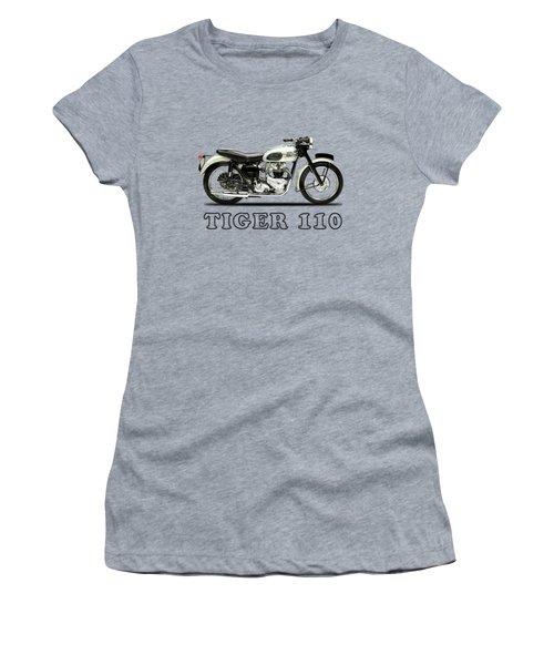 Tiger T110 1957 Women's T-Shirt