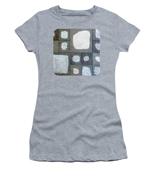 While We Were Having Lunch It Rained Women's T-Shirt (Athletic Fit)