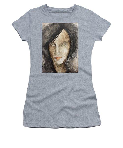 Ash Women's T-Shirt (Athletic Fit)