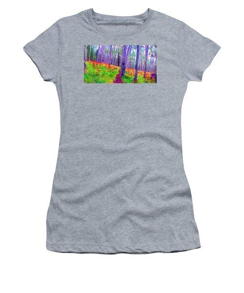 Aspens In Wonderland Women's T-Shirt