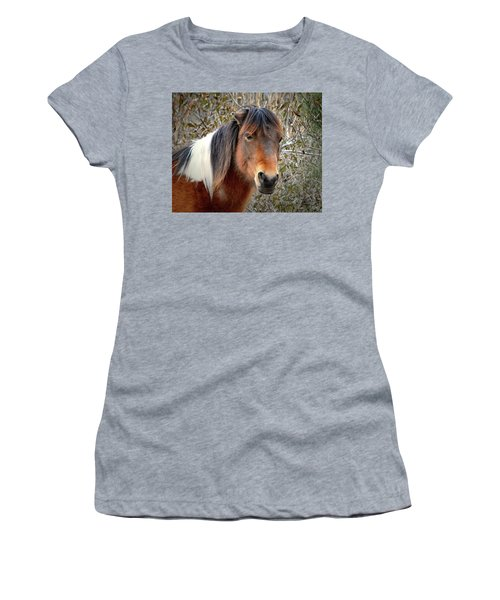 Assateague Island Pony Patricia Irene Women's T-Shirt