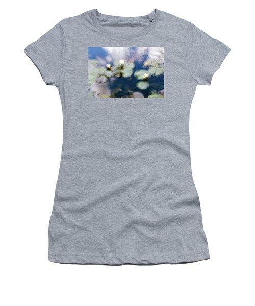 At Claude Monet's Water Garden 4 Women's T-Shirt