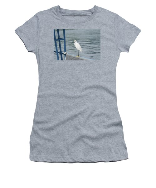At The Edge Women's T-Shirt
