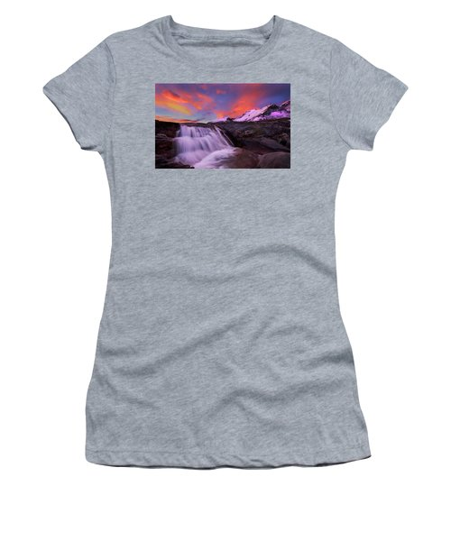 Athabasca On Fire Women's T-Shirt