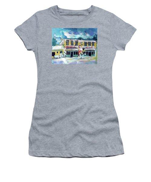 Athens Ga The Grit Women's T-Shirt