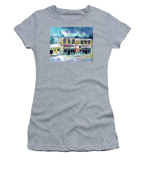 Athens Ga The Grit Women's T-Shirt