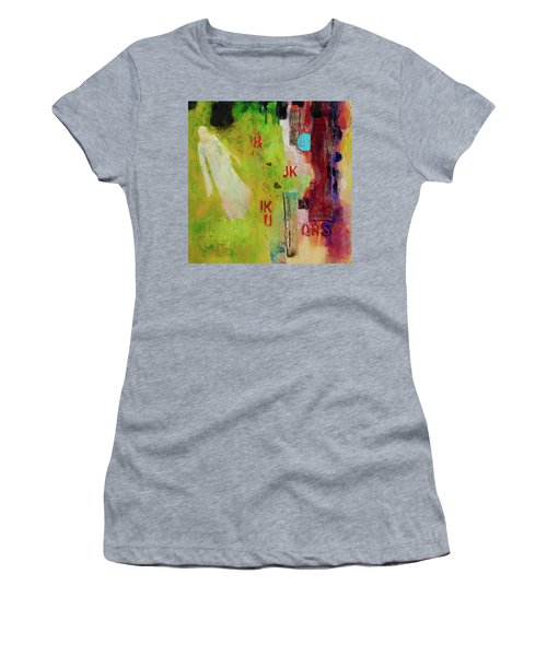 Aunties Visit Women's T-Shirt (Athletic Fit)