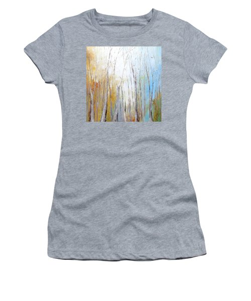 Autumn Bliss Women's T-Shirt (Athletic Fit)