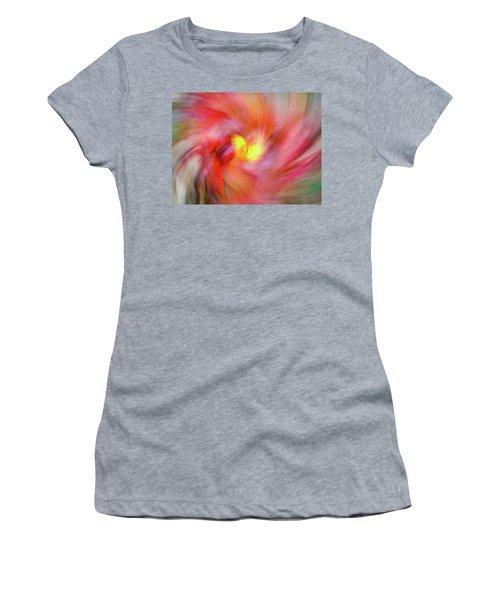 Autumn Foliage 11 Women's T-Shirt (Junior Cut) by Bernhart Hochleitner