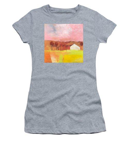 Autumn Stillness Women's T-Shirt