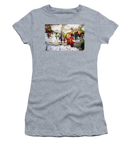 Autumn Vines Women's T-Shirt