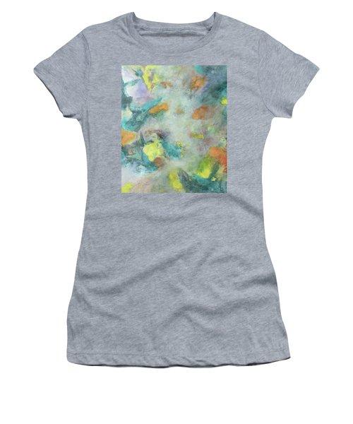 Autumn Wind Women's T-Shirt (Athletic Fit)