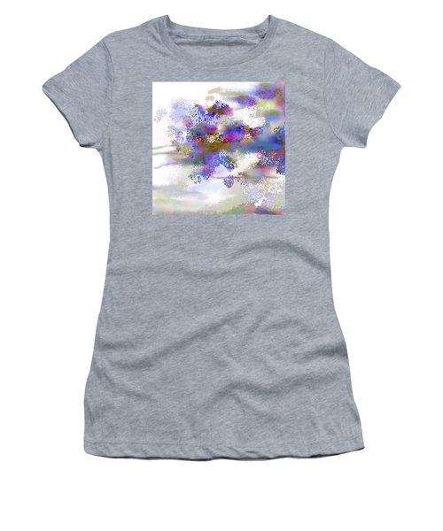 Ava Sprite Women's T-Shirt (Junior Cut) by Constance Krejci