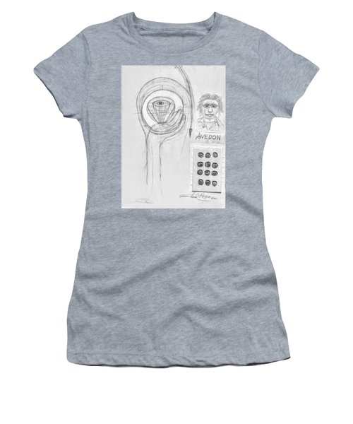 Avedon Master Of The Lens Women's T-Shirt