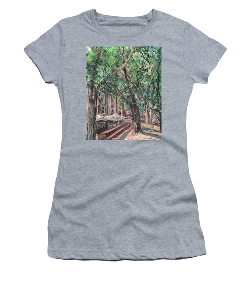 Avignon Women's T-Shirt (Athletic Fit)