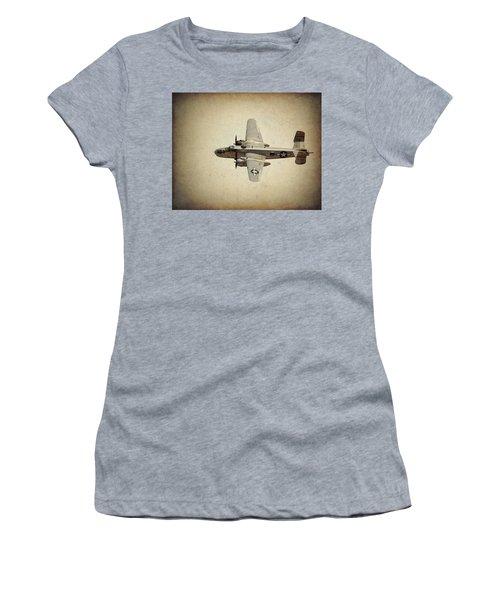 B-25j    Miss Mitchell Women's T-Shirt