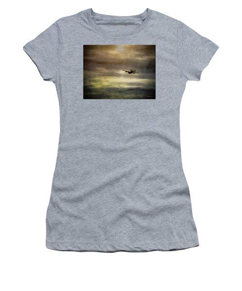 B24 In Flight Women's T-Shirt