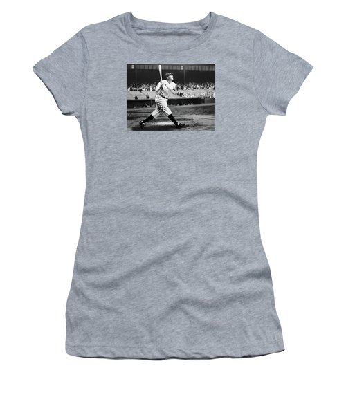 Babe Ruth Swing 62717 Women's T-Shirt
