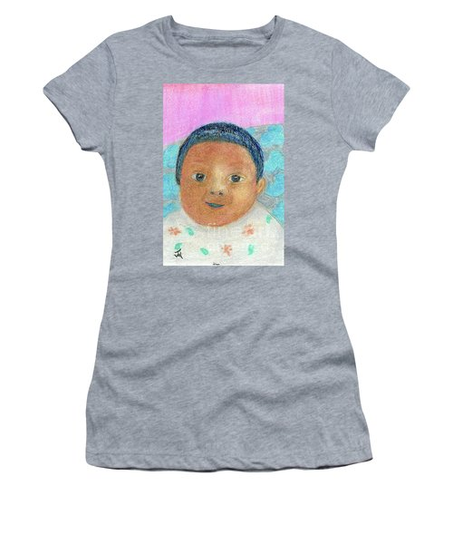 Baby Isabella Women's T-Shirt (Athletic Fit)