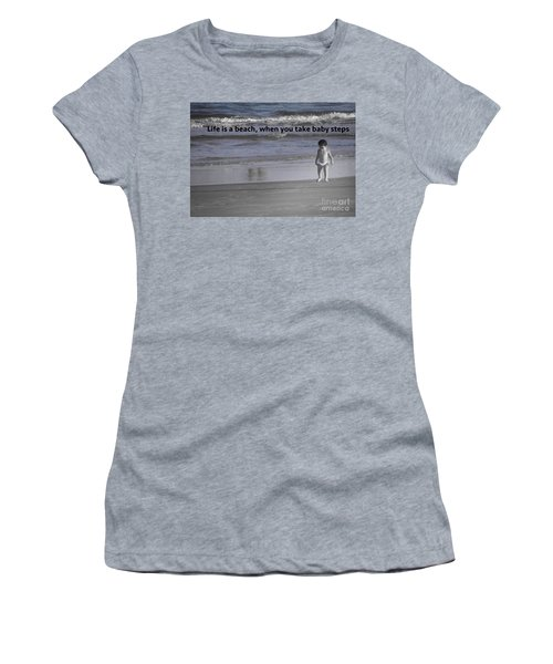 Baby Steps Women's T-Shirt