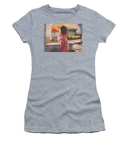 Balcony View Women's T-Shirt