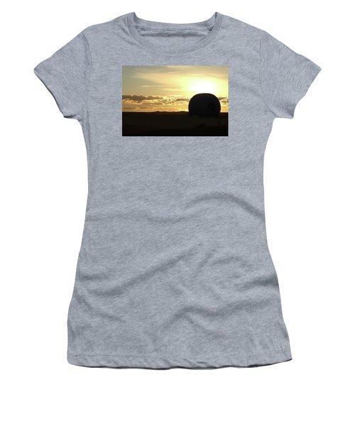 Balloonrise Women's T-Shirt (Athletic Fit)